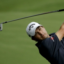 Kisner, Olesen open with 67s on fast greens at PGA