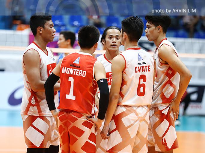 HD Spikers out to sweep Open Conference Finals series