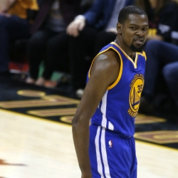 """Durant on pay-cut: """"It's my money. It's my decision."""""""