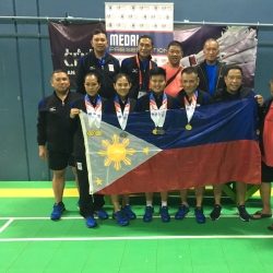 PNP athletes strike gold in World Police and Fire Games