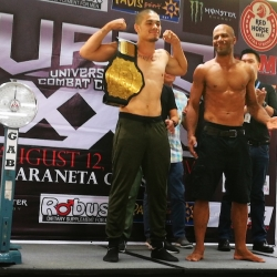 URCC XXX Weigh-in Results: Hofmann, Sothmann make weight