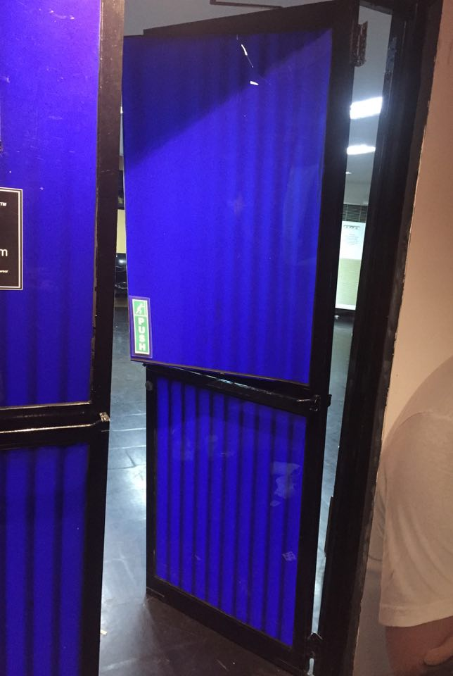 Altas coach breaks locker room door after 'emotional' loss