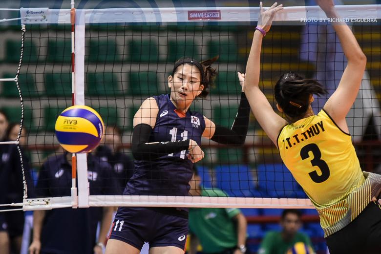 Korea, Thailand sweep respective pools