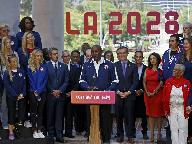 Los Angeles poised to take another step toward 2028 Games