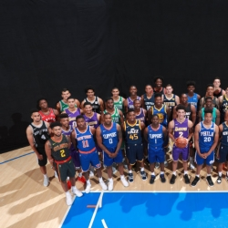 Recapping the 2017 NBA Rookie Photo Shoot