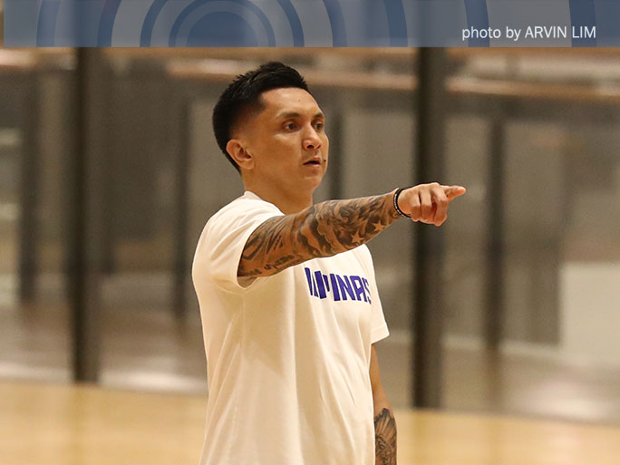 Alapag announced as new head coach for Alab Pilipinas