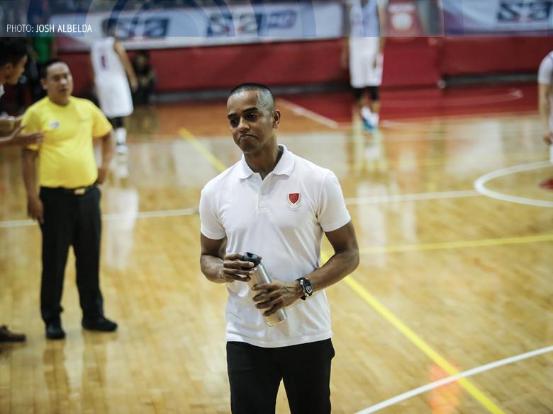 LPU's Robinson, CSB's Domingo slapped one-game suspensions