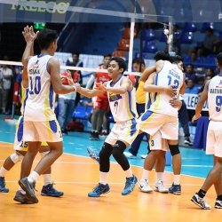 Volley Bolt extend Open Conference title series to Game 3