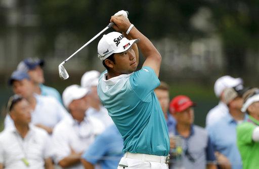 Kisner, Matsuyama lead in a wide-open PGA