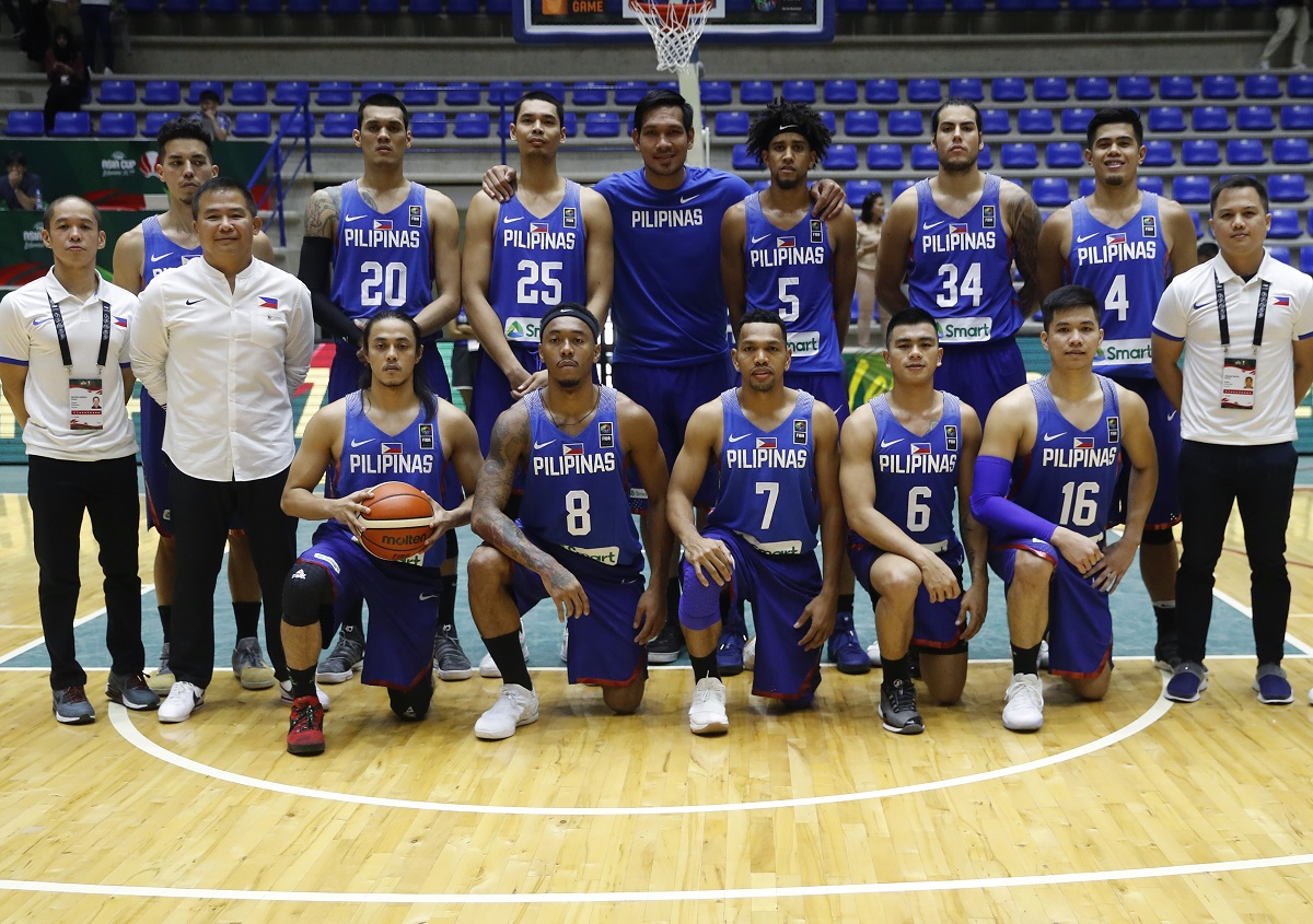 QF-bound Gilas Pilipinas out to sweep Group B