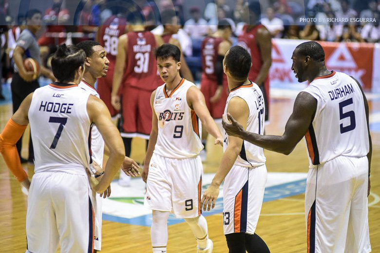 Bolts out to sustain electrifying start against NLEX