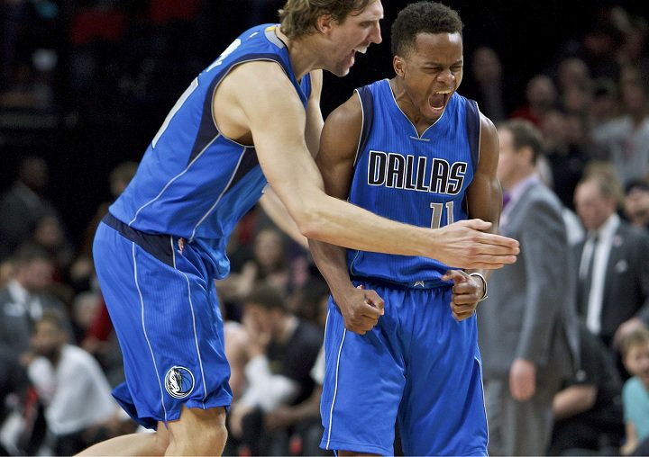 Ferrell grows into leader at point guard for Mavericks