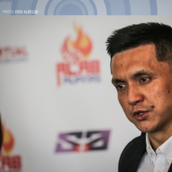 Alapag was always Alab's first choice for head coach