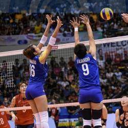 KYK, South Korea sweep PHI, Pinay spikers earn respect