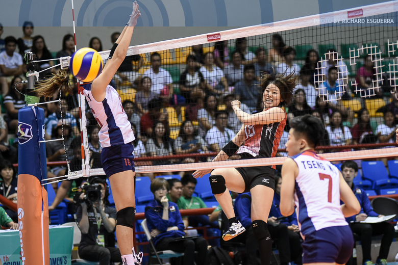Japan, Thailand grab Pool F opening day  victories