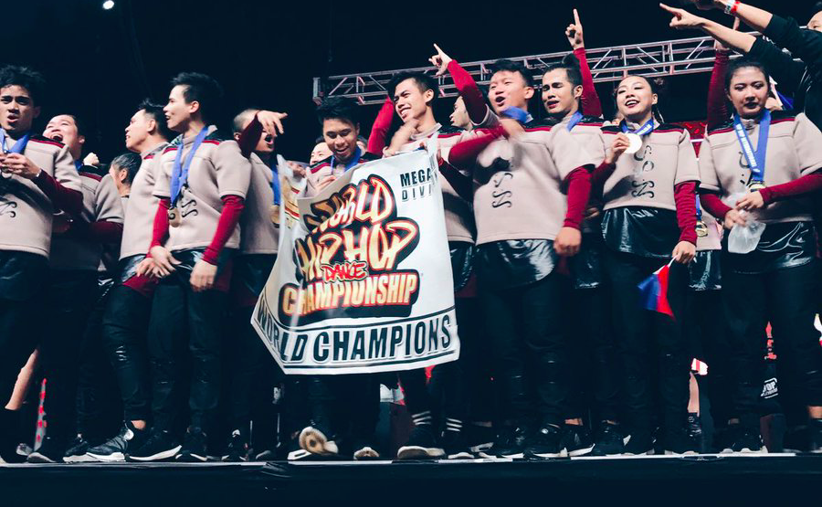 Pinoy squads win big in international hip hop dance tilt