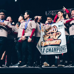 Pinoy squads win big in international hip hop dance tilt