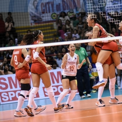 COMEBACK IS REAL: Pinays beat Vietnam in SEA Games preview