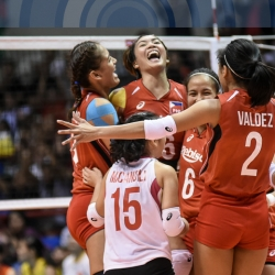 Pinay spikers clash with Thais for semifinals berth