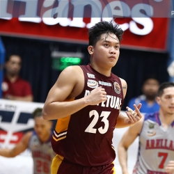 New-look hair, same old game for Altas' captain Ylagan