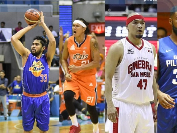 PBA players and their furry, cute 'balls of sunshine'