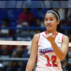 No plans of Ateneo return for super setter Jia Morado