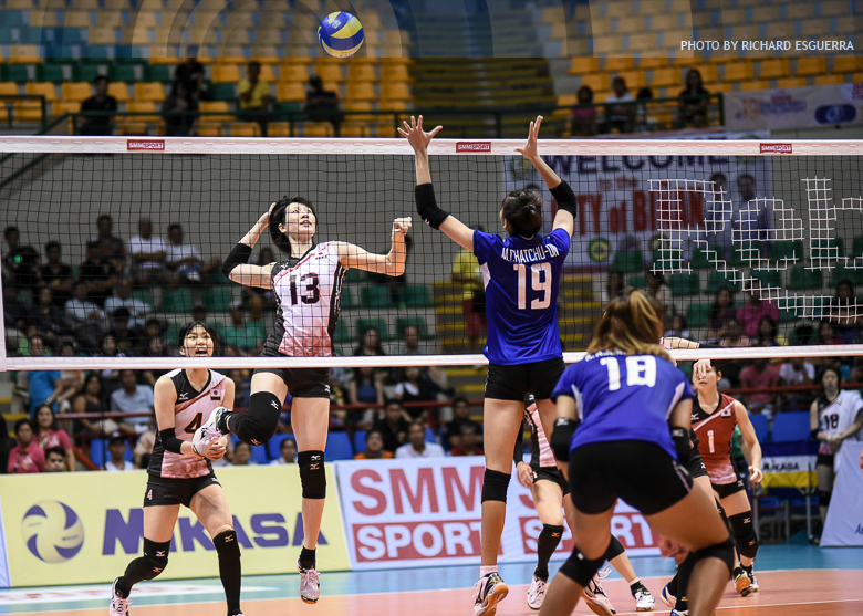 Japan, Thailand collide for the 19th AVC Asian Senior throne