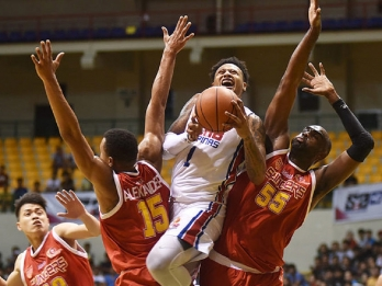 Parks Jr. stays on for another run with Alab Pilipinas