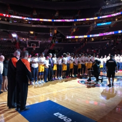 WNBA players show support for Charlottesville victims