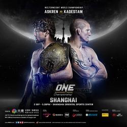 Ben Askren to defend welterweight title in Shanghai, China