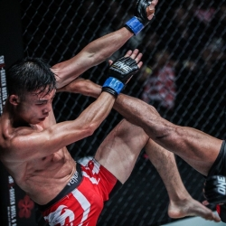 Pinoy fighter Rene Catalan focused on upcoming challenge
