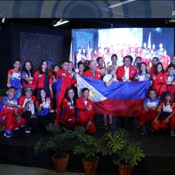 LOOK: Full Team Philippines roster for 29th SEA Games