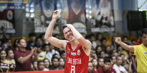 Bolick: 'Nakaka-inspire na you have to shut up the crowd'