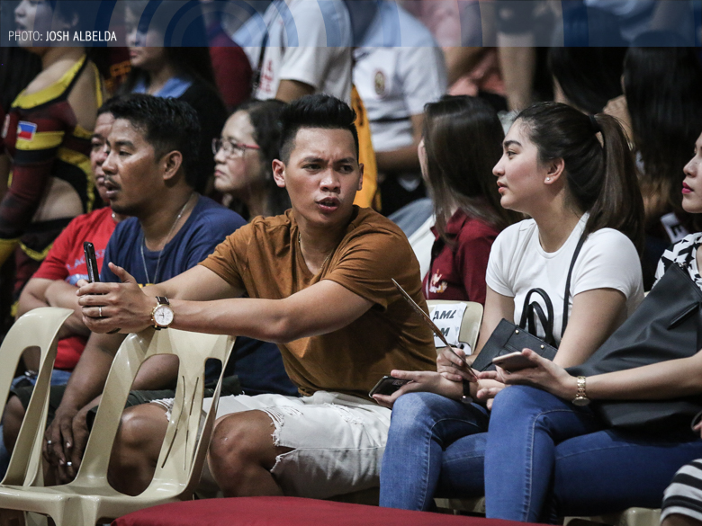 Thompson likens NCAA on Tour to a Ginebra game