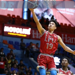 Red-hot Letran tries its luck against undefeated LPU