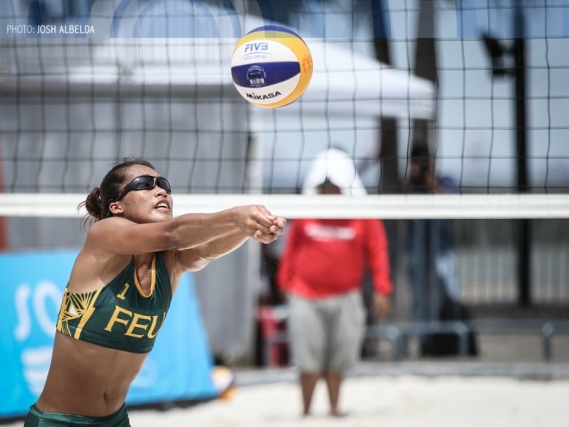 Pons using BVR to prepare for Lady Tams' UAAP comeback
