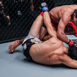 Kevin Belingon knocks out Reece McLaren in Kuala Lumpur