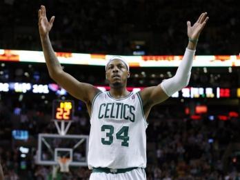 Celtics to retire Paul Pierce's No. 34