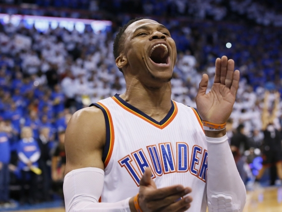 Russell Westbrook named Players Association MVP
