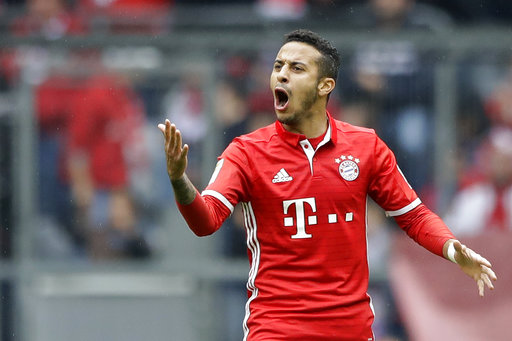 Bayern Munich win against Leverkusen in first league game