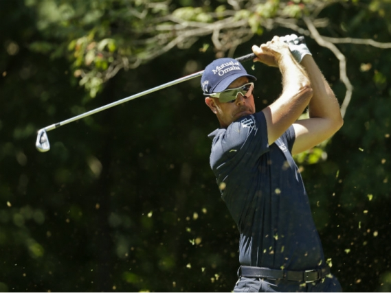 Henrik Stenson closes with 64 to win at Wyndham