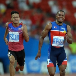 Cray looking to add two more SEA Games gold medals for PH