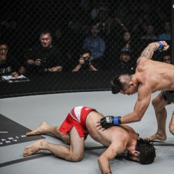 VIDEO: Martin Nguyen stops Marat Gafurov to for ONE title