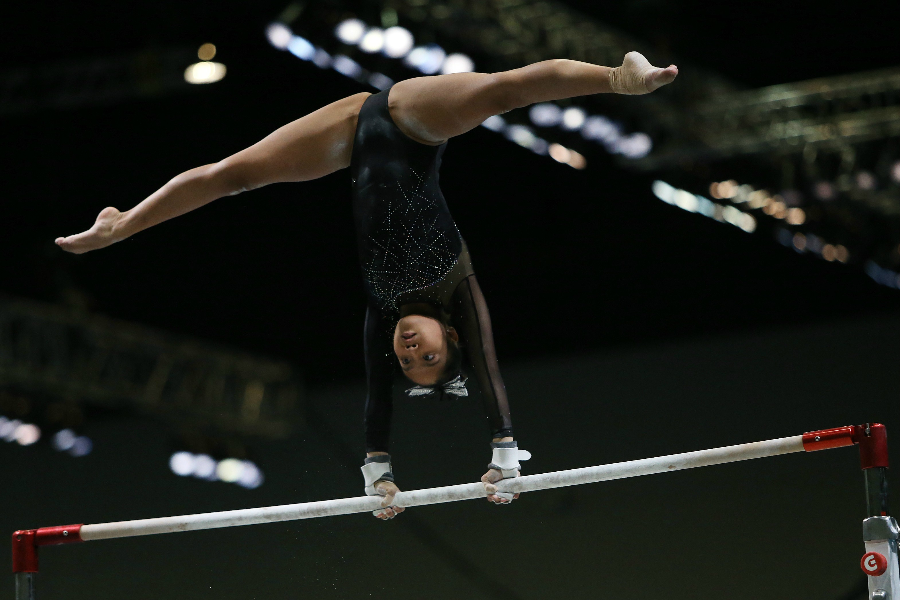 Pinay gymnast adds another gold for Team PHI