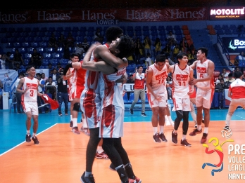 Open Conference title extra sweet for Cignal players