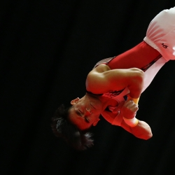 Gymnast Capellan delivers Team PHI's fourth gold