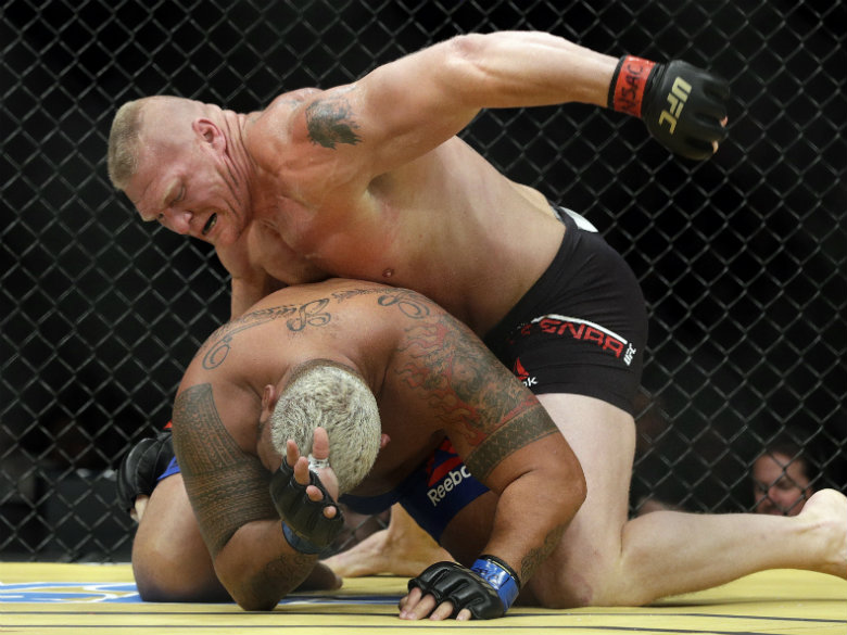 MMA gets aggressive with technology to enhance fights