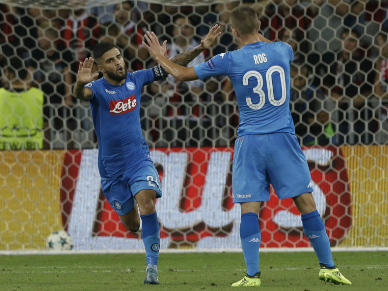 Napoli would love to face Man Utd in the Champions League - Sarri