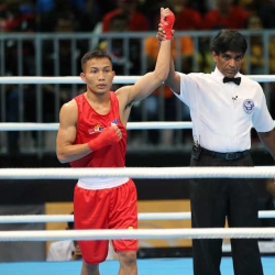 Three Pinoy boxers go for gold in 2017 SEA Games