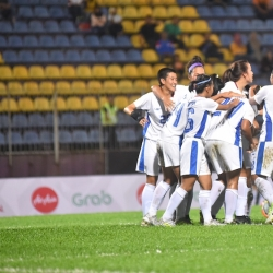 PH football teams bow out of 2017 SEAG medal contention